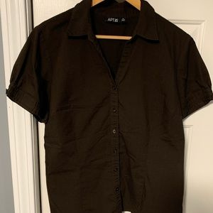 APT. 9 Ladies  XL SS Dress Shirt